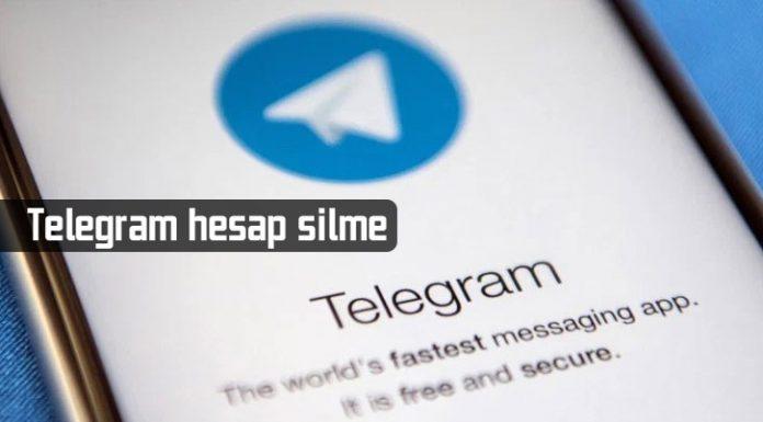 telegram-hesap-silme
