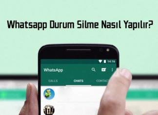 whatsapp-durum-nasil-silinir