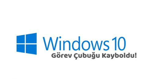 windows-10-gorev-cubugu-kayboldu