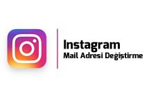 instagram-mail-adresi-degistirme