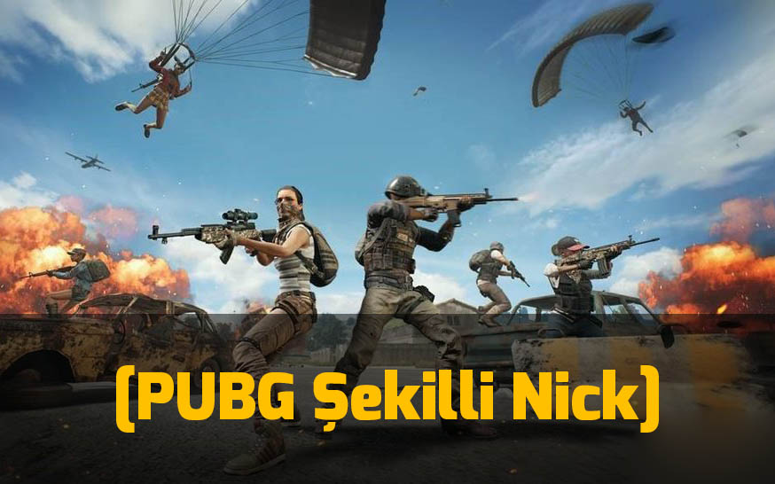 pubg-sekilli-nick